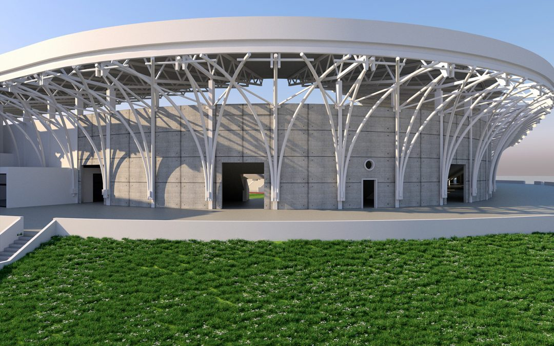 Al Samawa Sports Arena