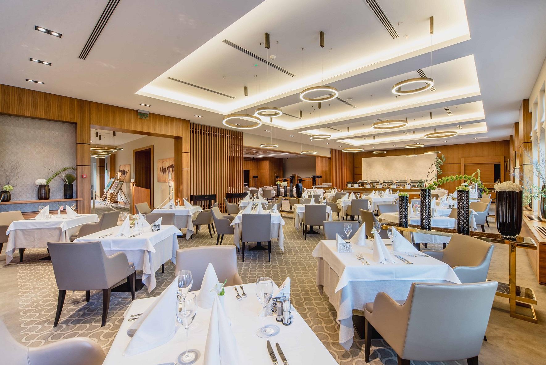 9 Ресторан Melodia + Конференц-зал Sonata