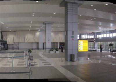 Terminal 2 Airport Belgrade